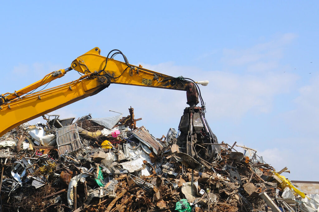 For recycled metal products Atlanta turns to Metro Green Recycling.
